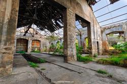 Train Station Warehouse 0395