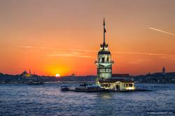 Kız Kulesi, Istanbul