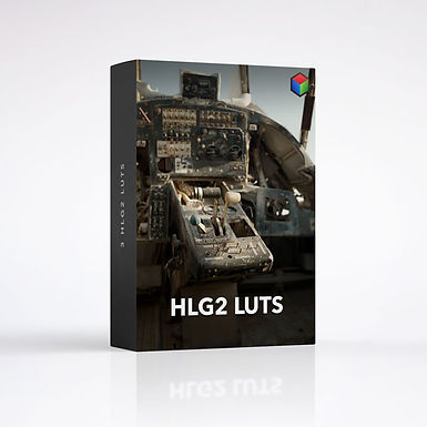HLG2 LUTs