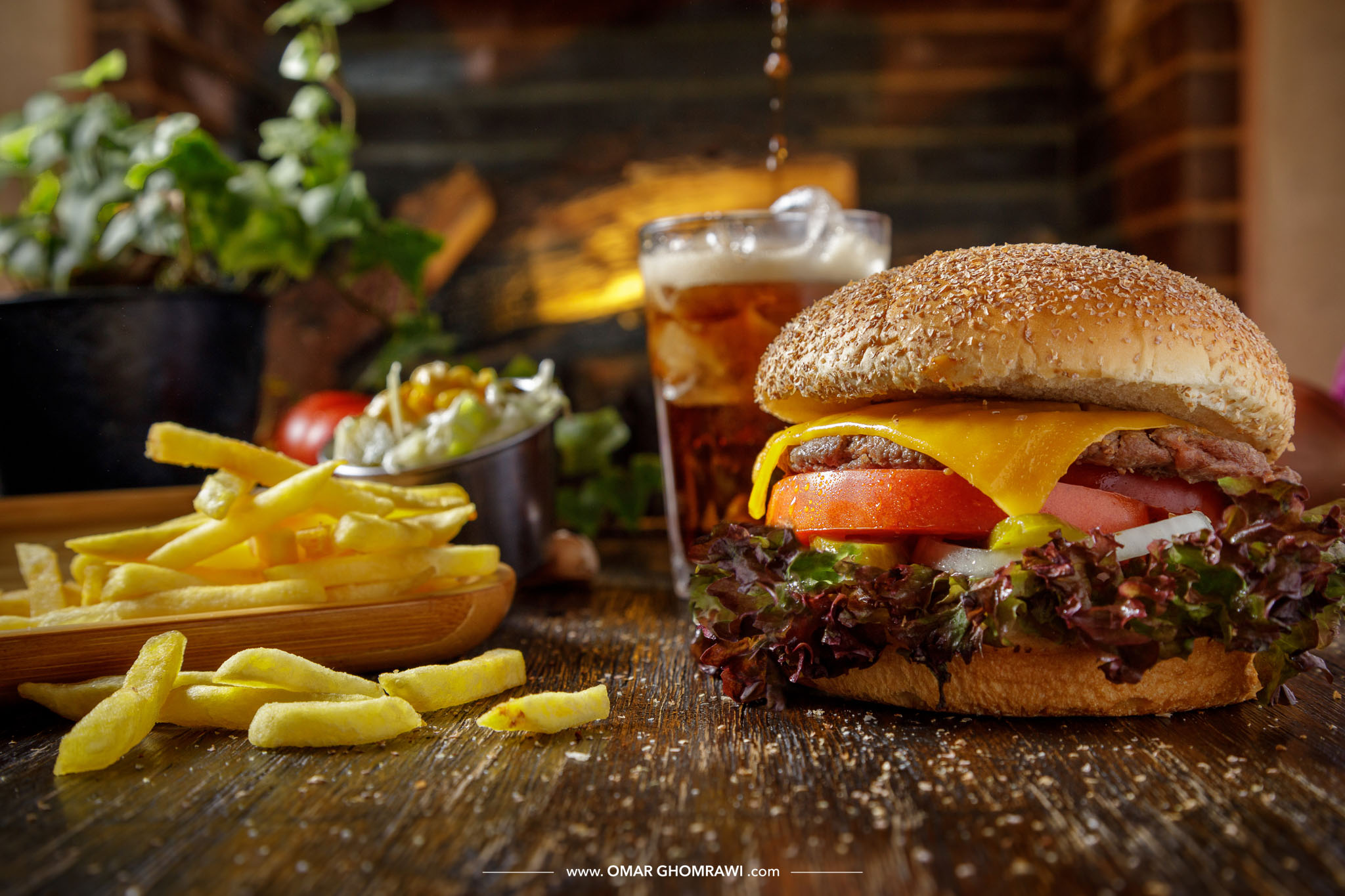 Angus Burger 9176