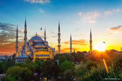 Sultan Ahmet Cami, Istanbul