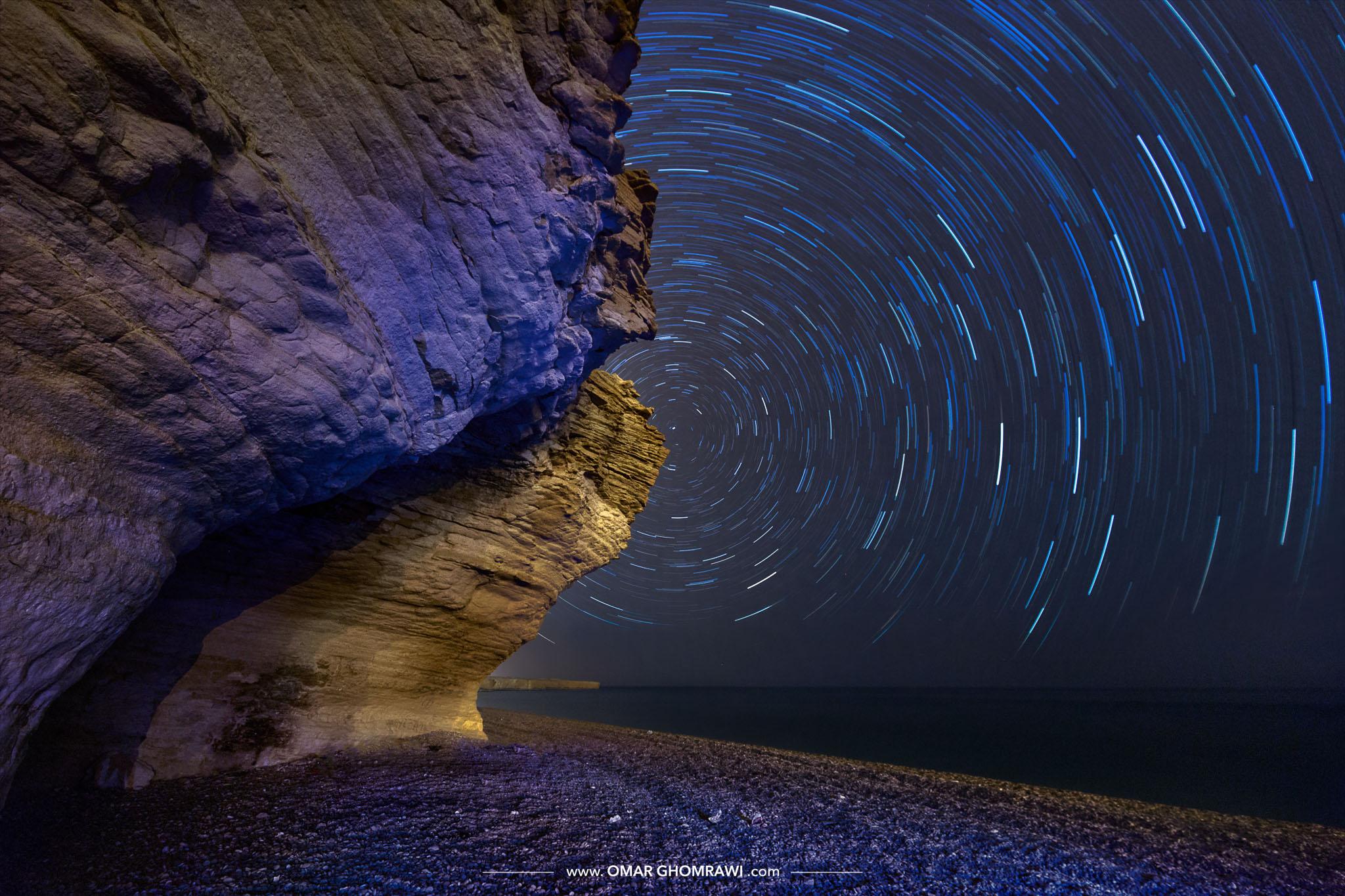 Wadi Shab Stars 7350