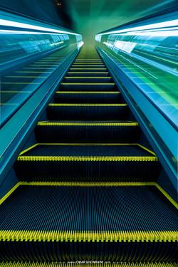 Metro Escalator 9311