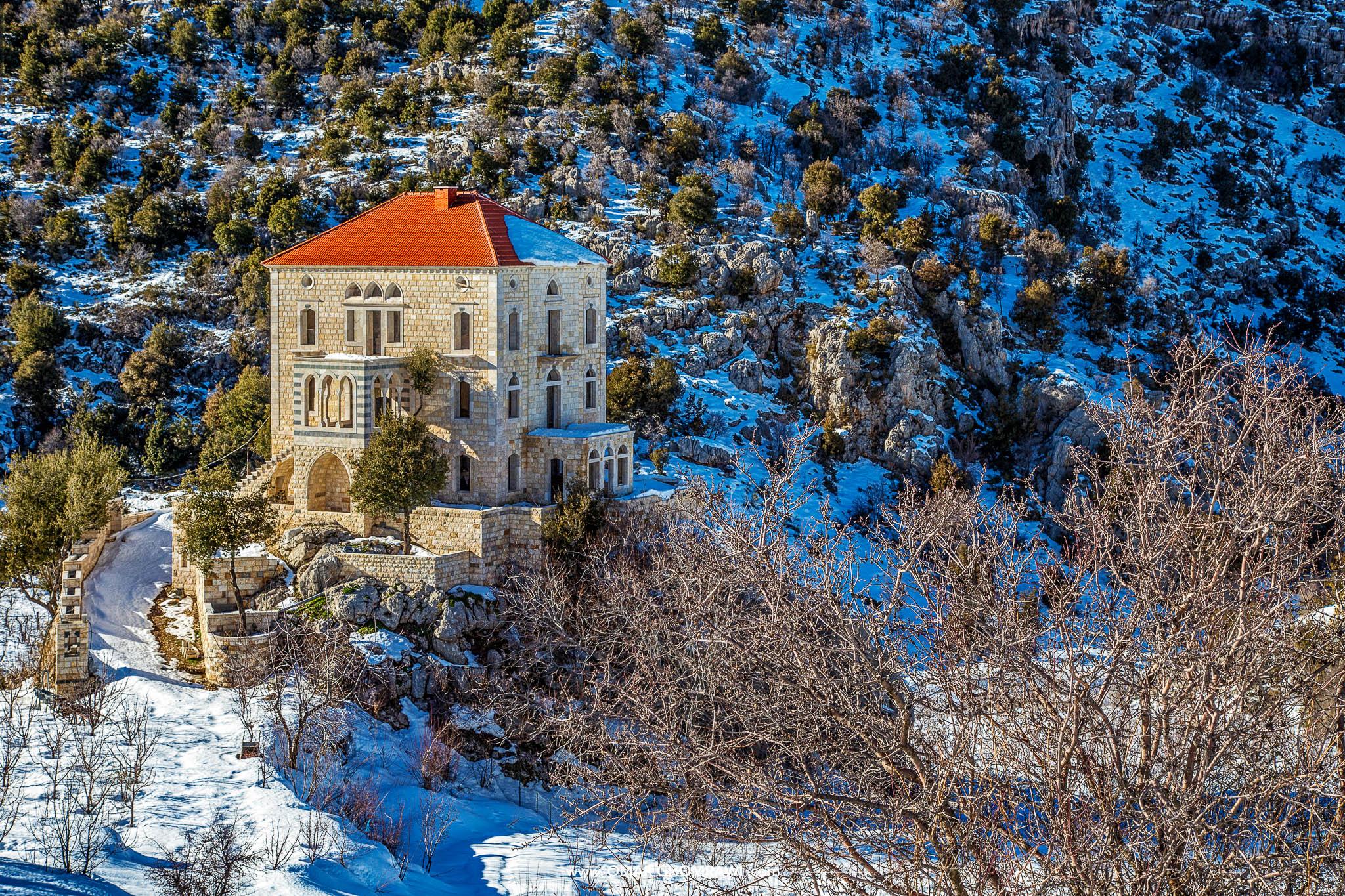 Snow House 2038