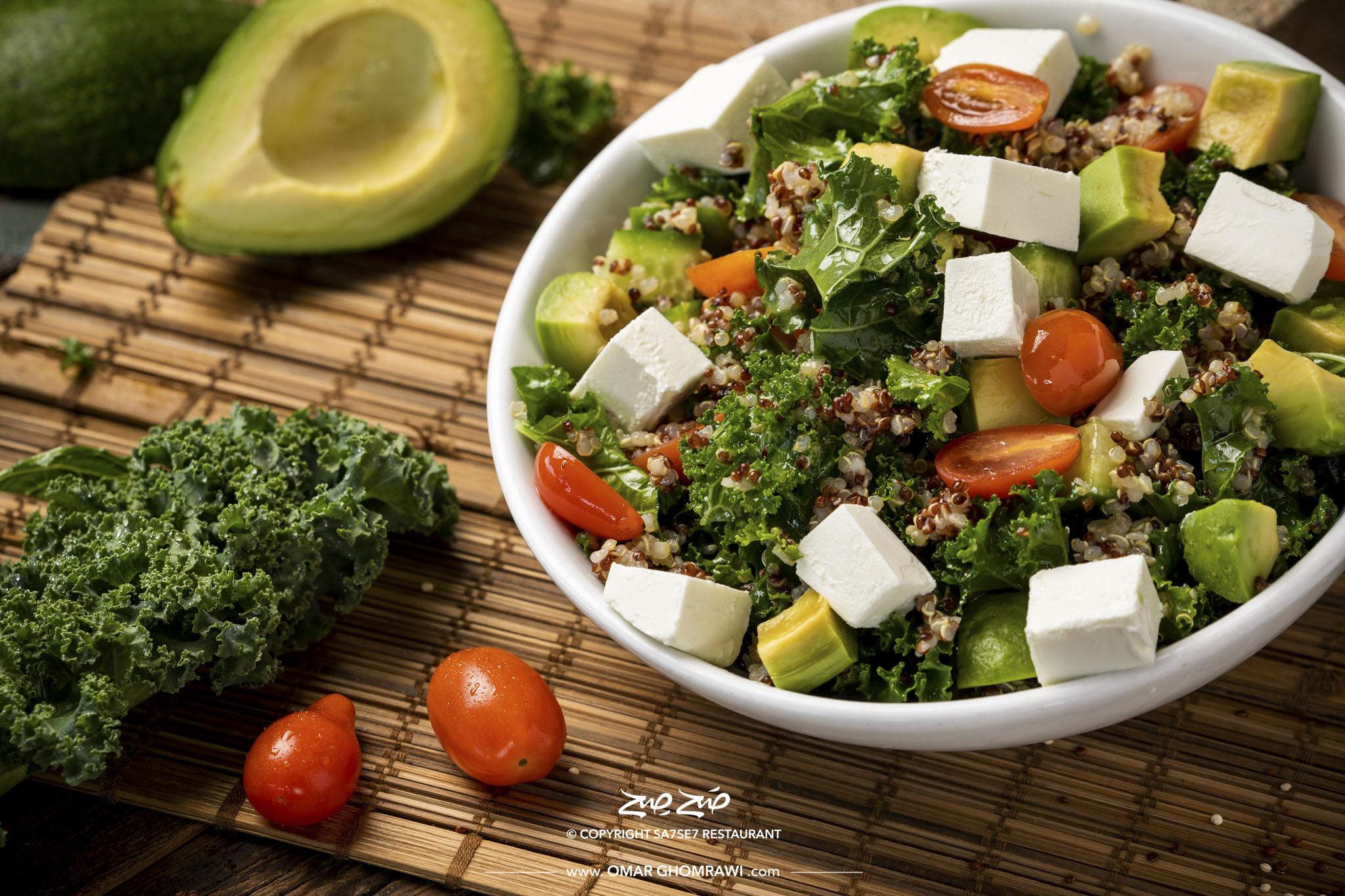 Quinoa Salad 1530