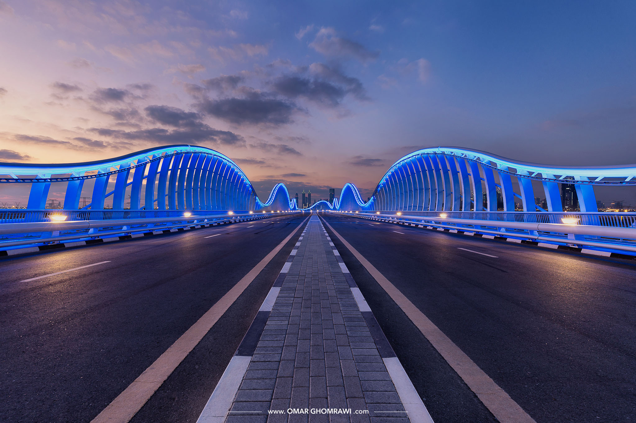 Meydan Bridge 8704