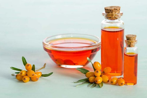 Seabuckthorn Berry Oil (Certified Organic) Preorder