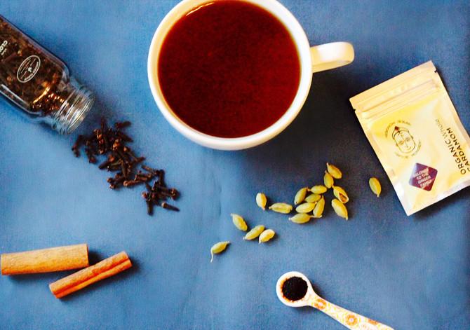 Ayurvedic Healing Wellness Elixir