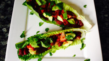 Cinco de Miyo & Mexican Lettuce Boats