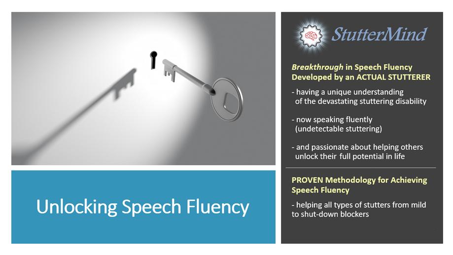 Unlocking Speech Fluency