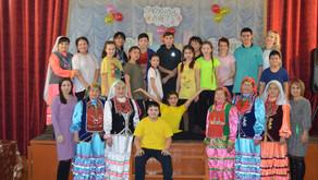 Стартовал фестиваль-конкурс агитбригад «Инйәр хазиналары – 2021»