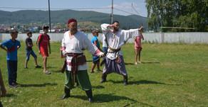 В Белорецком районе прошли семинары по стрельбе из традиционного лука.
