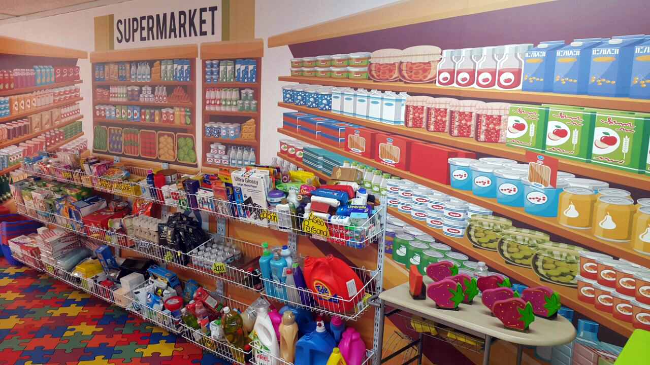 Supermercado Ciudad Jardín Sur