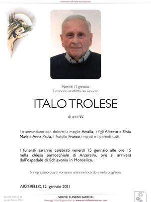 Trolese Italo