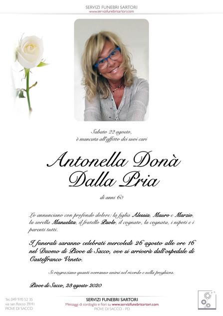 Donà Antonella Dalla Pria