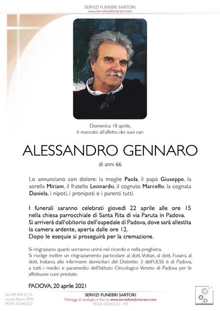 Gennaro Alessandro