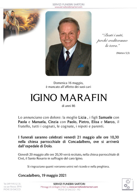 Marafin Igino