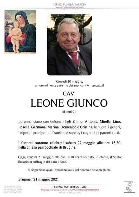 Giunco Leone