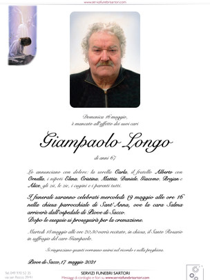 Longo Giampaolo