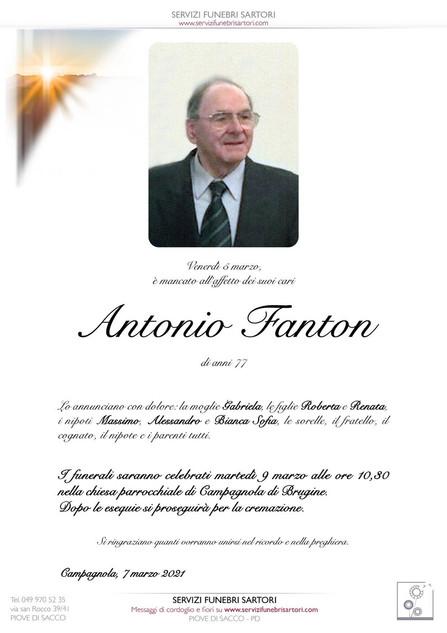 Fanton Antonio