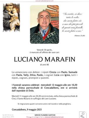 Marafin Luciano