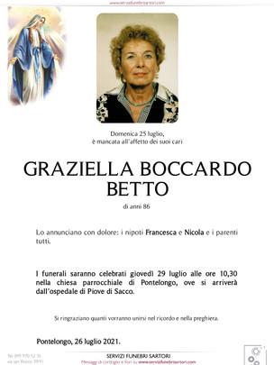 Graziella Boccardo Betto