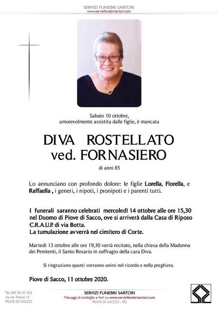 Rostellato Diva Fornasiero