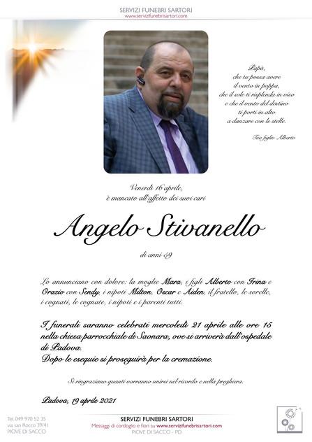 Stivanello Angelo