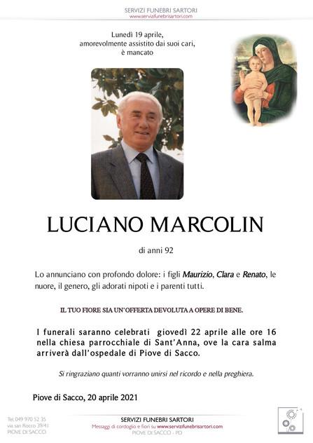 Marcolin Luciano