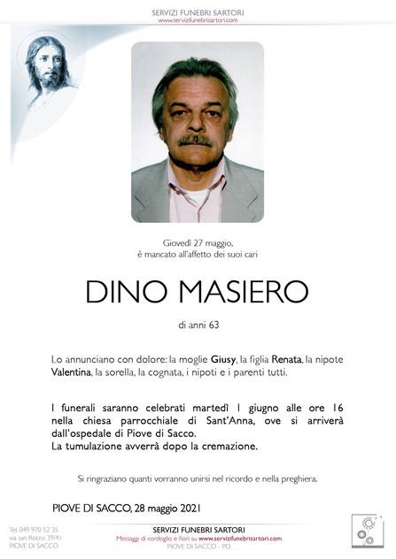 Masiero Dino
