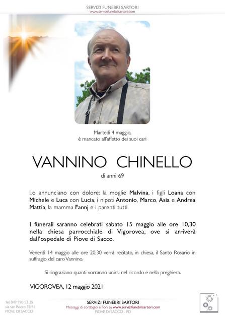 Chinello Vannino