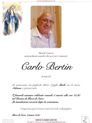 Bertin Carlo