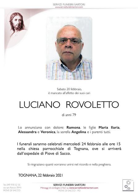 Rovoletto Luciano