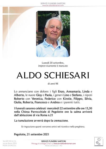 Schiesari Aldo