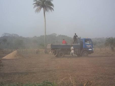 Building the School in Sierra Leone