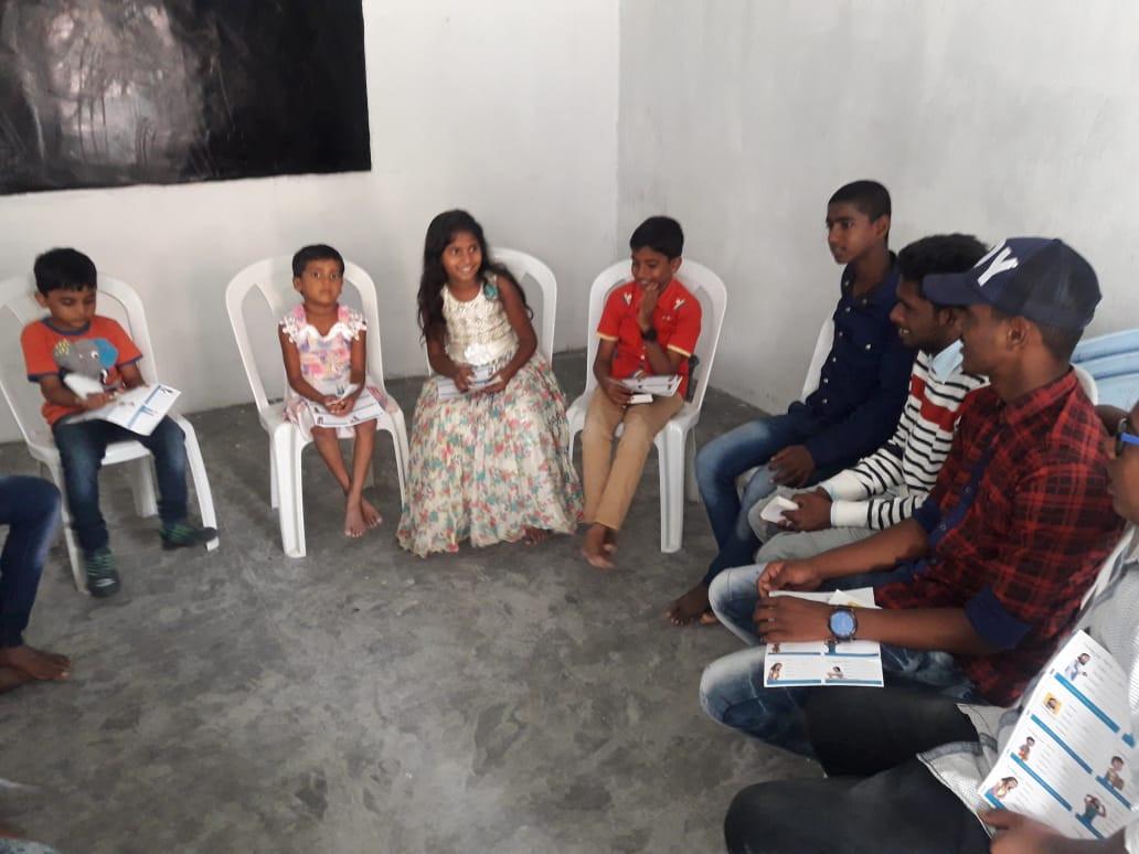 Childrens Bible Studies