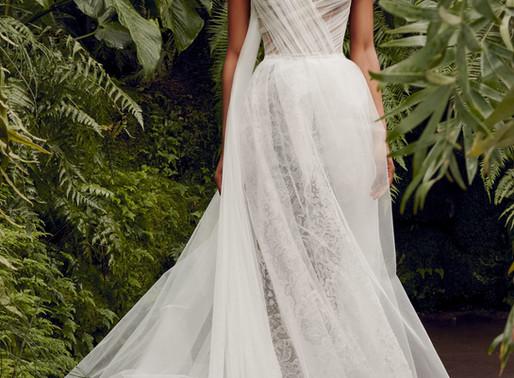 Top Ten Bridal Wear Trends For 2020