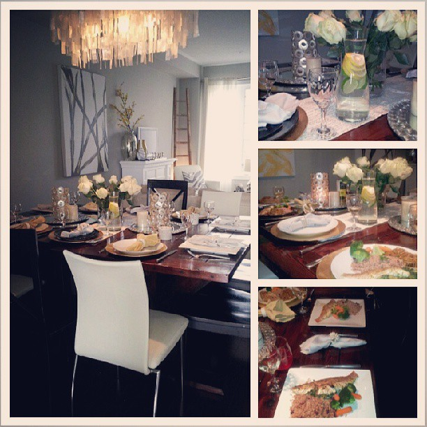 Dinner Party time collage 2