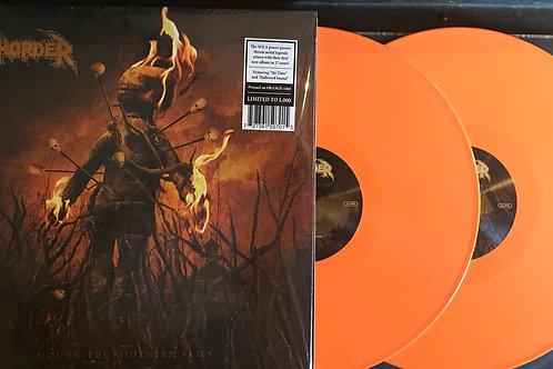 Orange double vinyl
