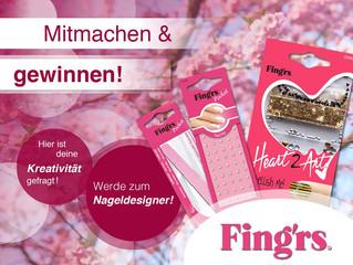 Fing'rs   Mitmachen & Gewinnen