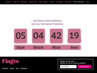 Fing'rs   Neuer Online Einkaufen
