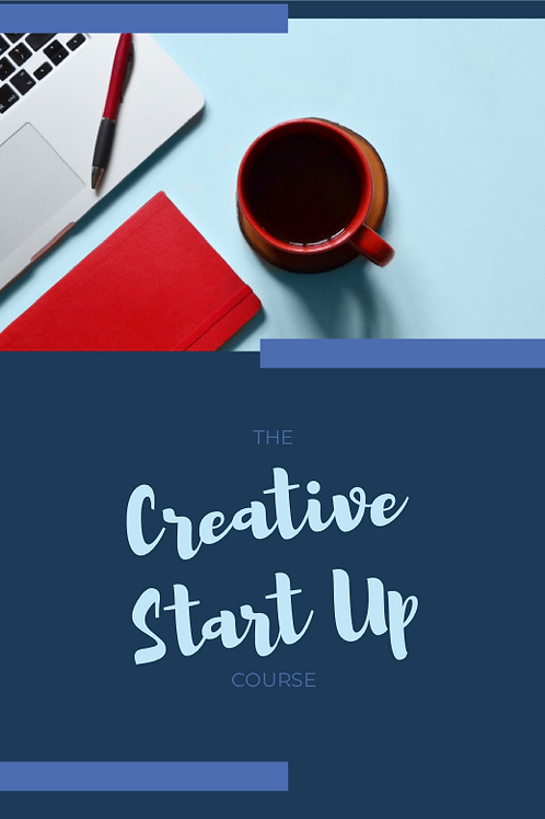 Creative Start Up Course
