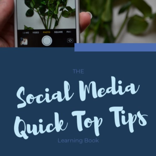 Social Media Quick Top Tips