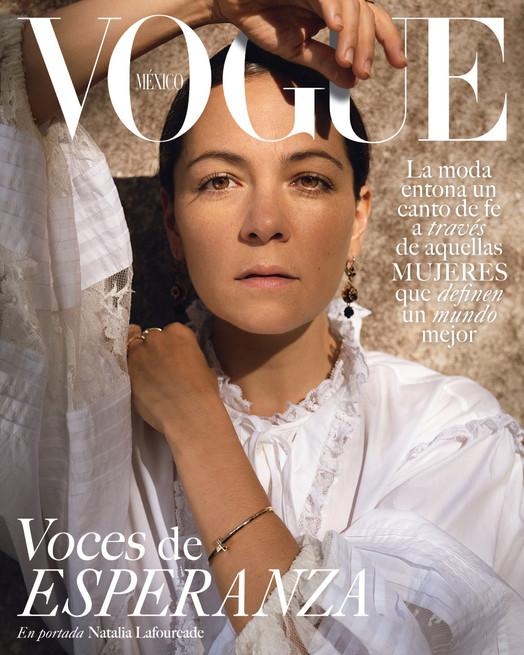 Portada Natalia Lafourcade Vogue Magazin