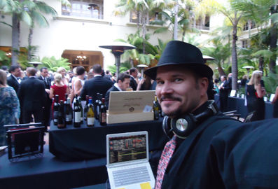 Erik Redmond-DJ Richterscale - Corporate and Public Event DJ Services