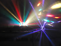 Erik Redmond - DJ Richterscale has great lighting and sound systems