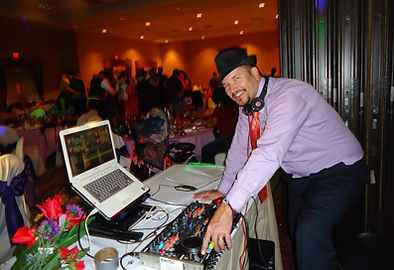 Erik Redmond-DJ Richterscale - Birthdays, Anniversaries, Themed Parties and Milestones - DJ Services