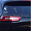 Thumbnail: Greyhound Angel Decal - Add Name and Dates
