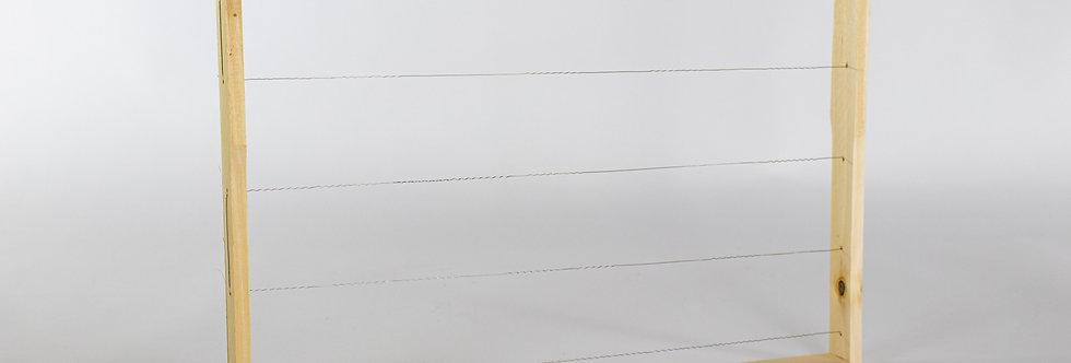 Dadant Blatt Bruträhmchen mit Hoffmannseiten