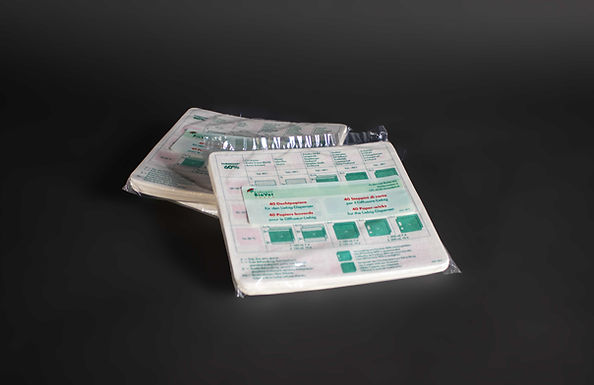 Dochtpapier